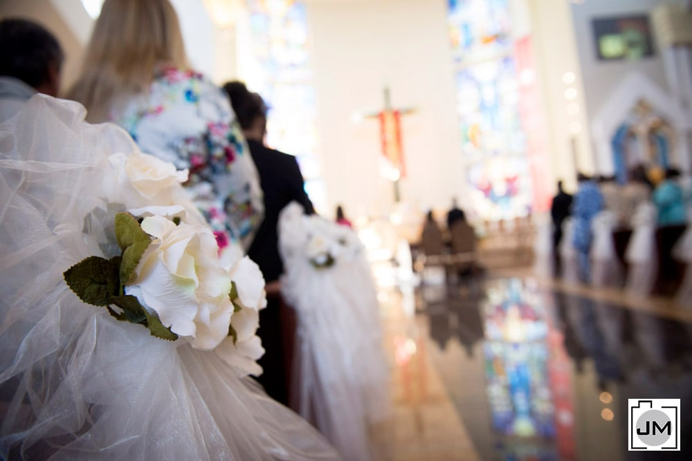 St. Eugene de Mazenod Church Mississauga Wedding