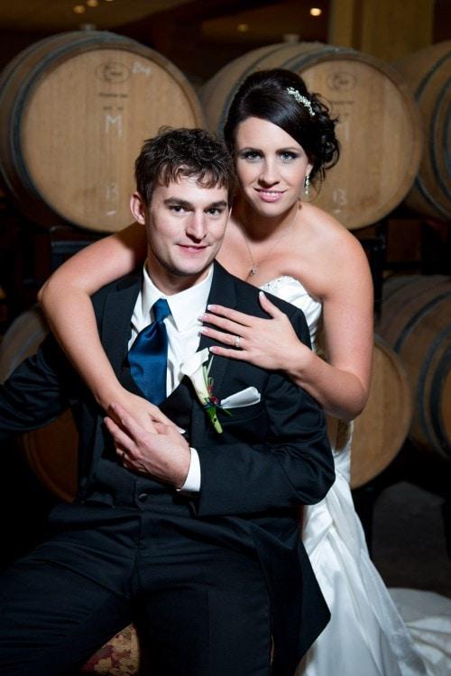 Legends Estate Winery Niagara Wedding