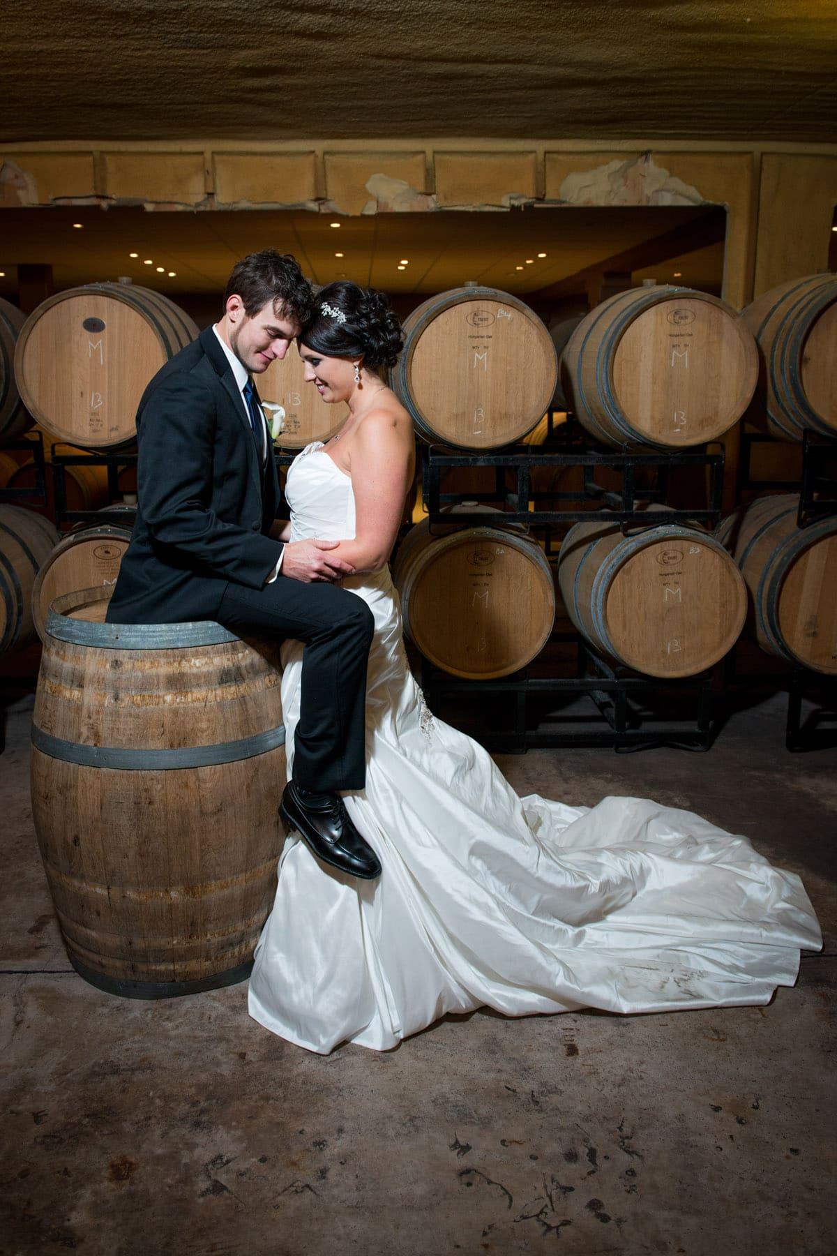 Winery Niagara Wedding
