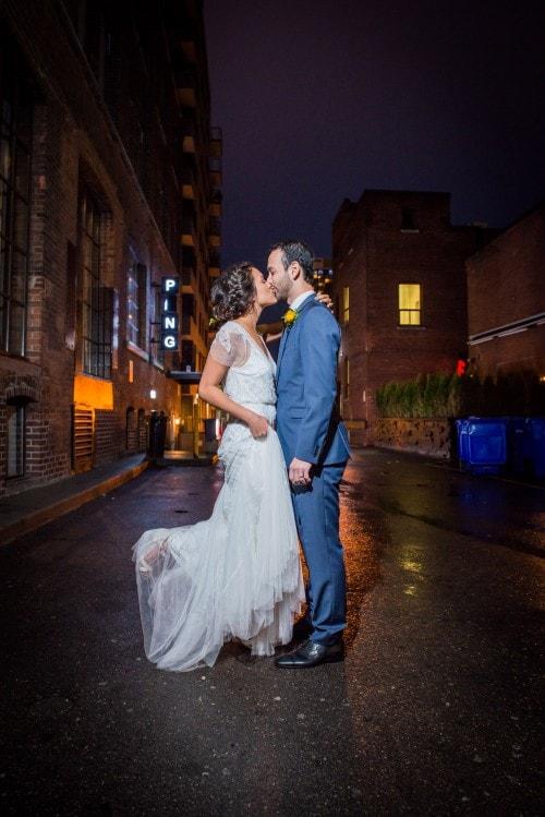 2nd Floor Events, 461 King Street West, Toronto Wedding Photography