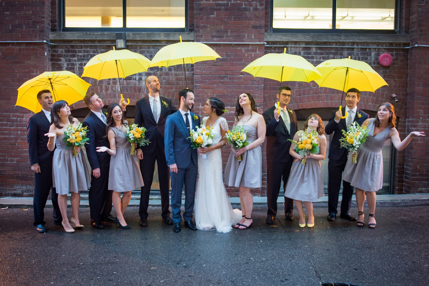 2nd Floor Events, 461 King Street West, Toronto Wedding Photography