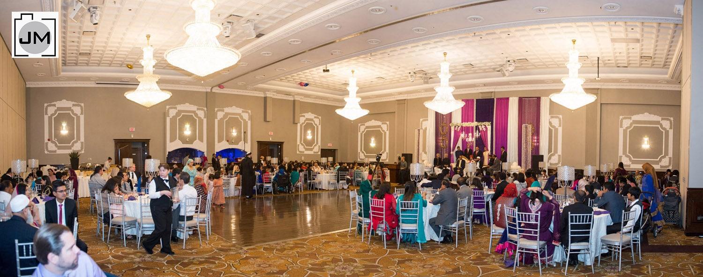 Versailles Convention Centre Wedding Photos