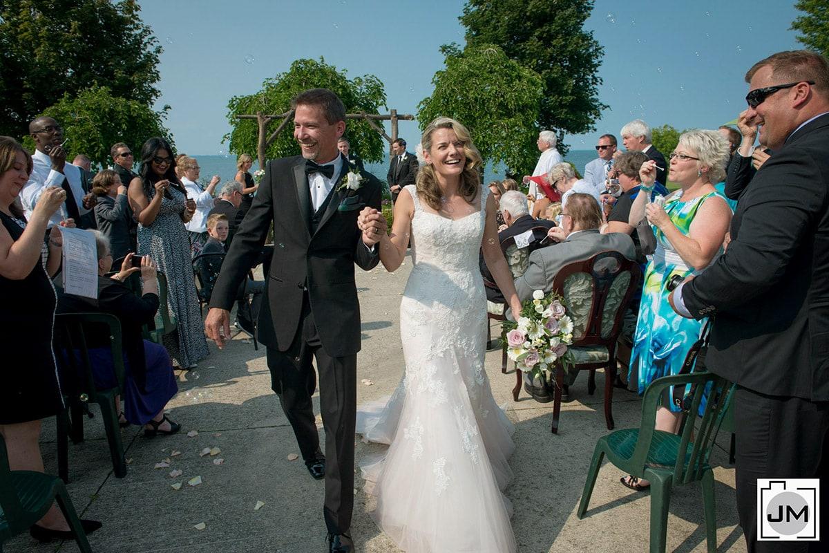 Edgewater Manor Restaurant Wedding