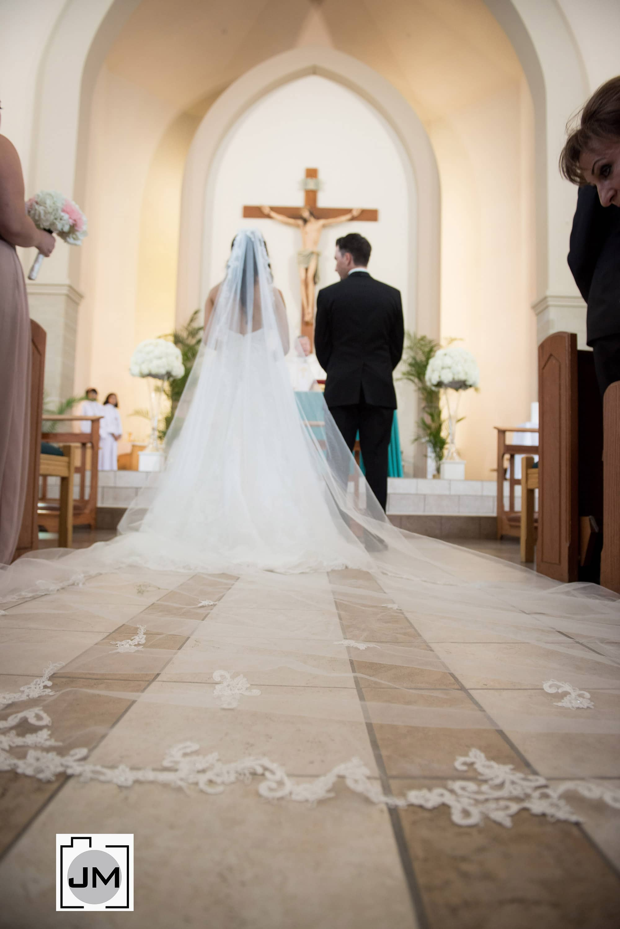 Merciful Redeemer Wedding