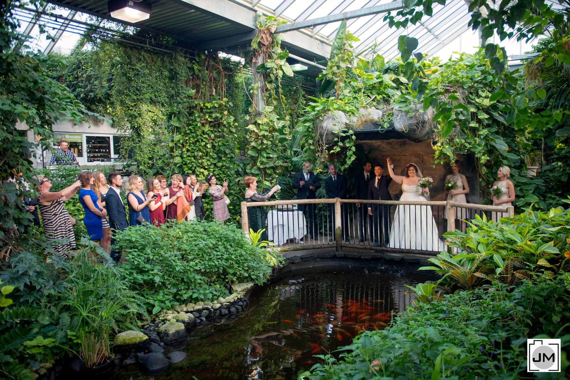 Cambridge Butterfly Conservatory Wedding_020