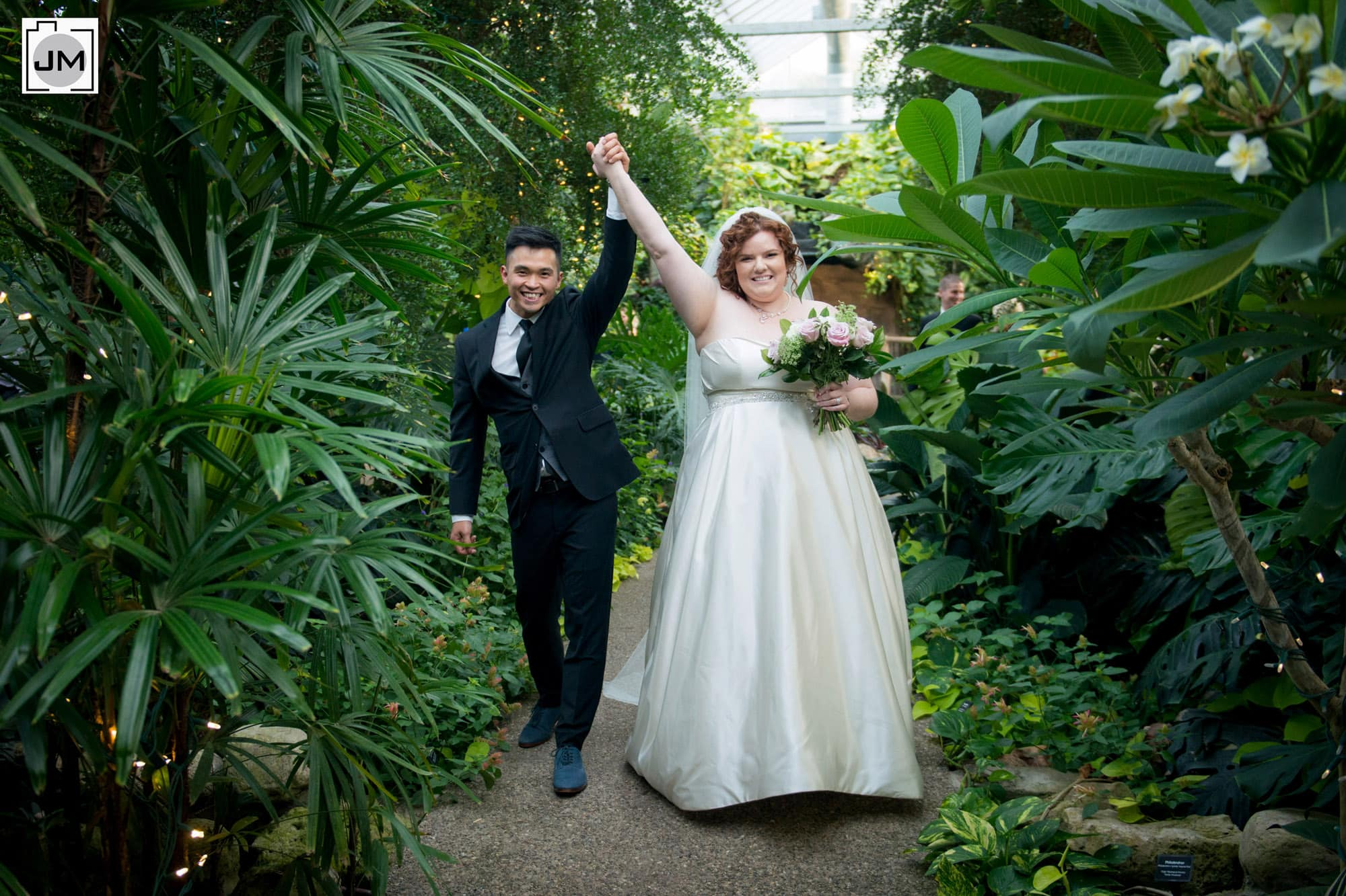 Cambridge Butterfly Conservatory Wedding_022