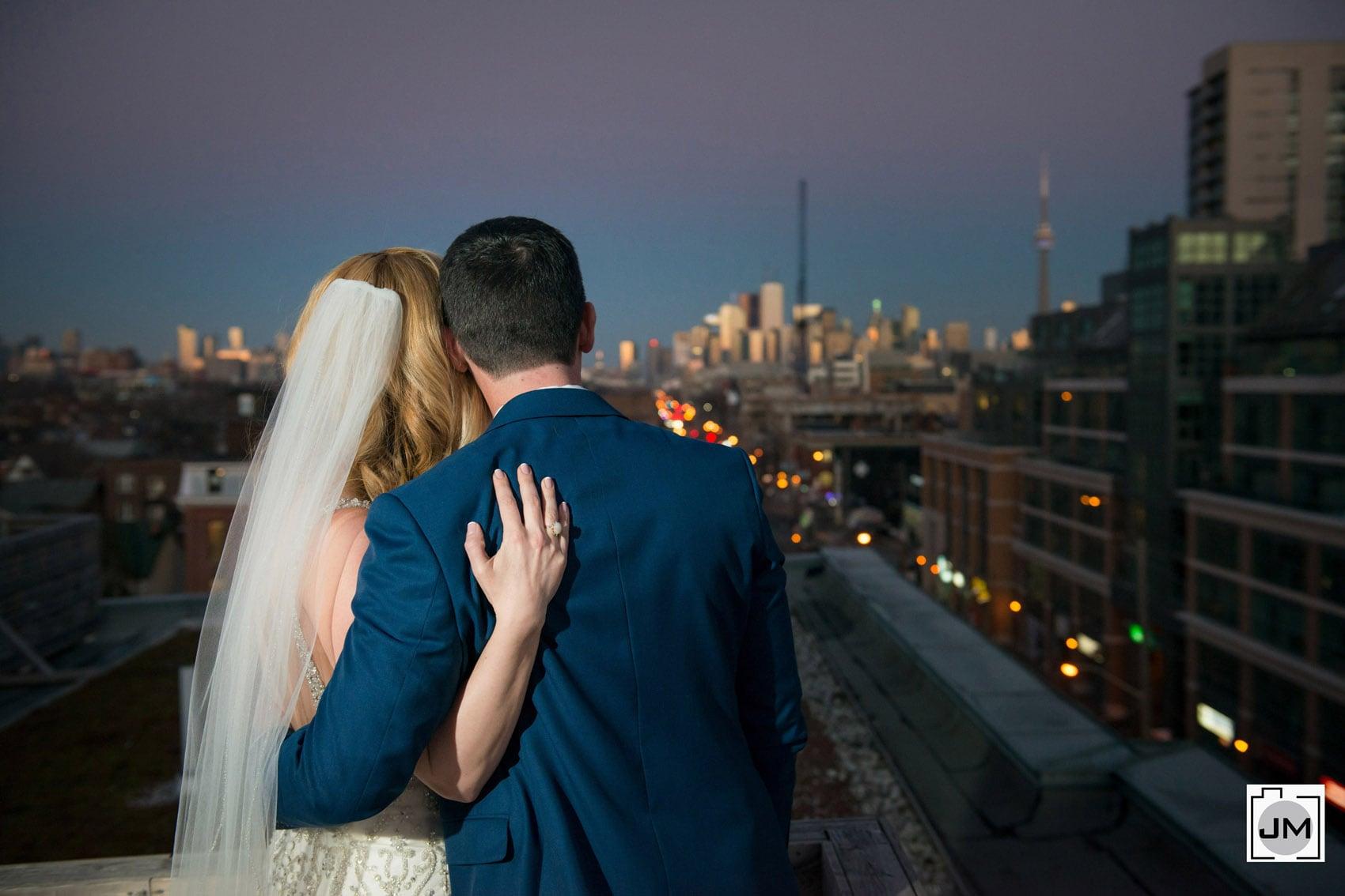 Gladstone Hotel Wedding