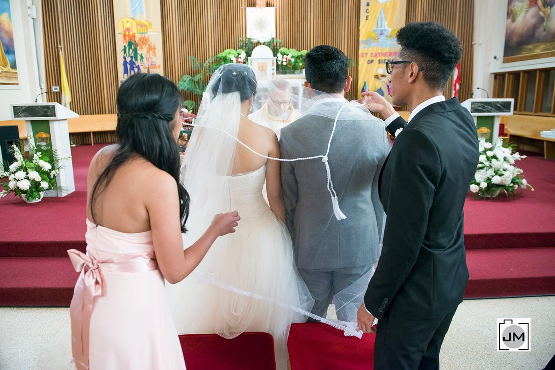 Traditional Vietnamese Wedding Ceremony