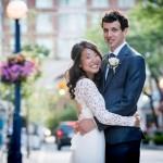 Sassafraz Wedding Yorkville Toronto