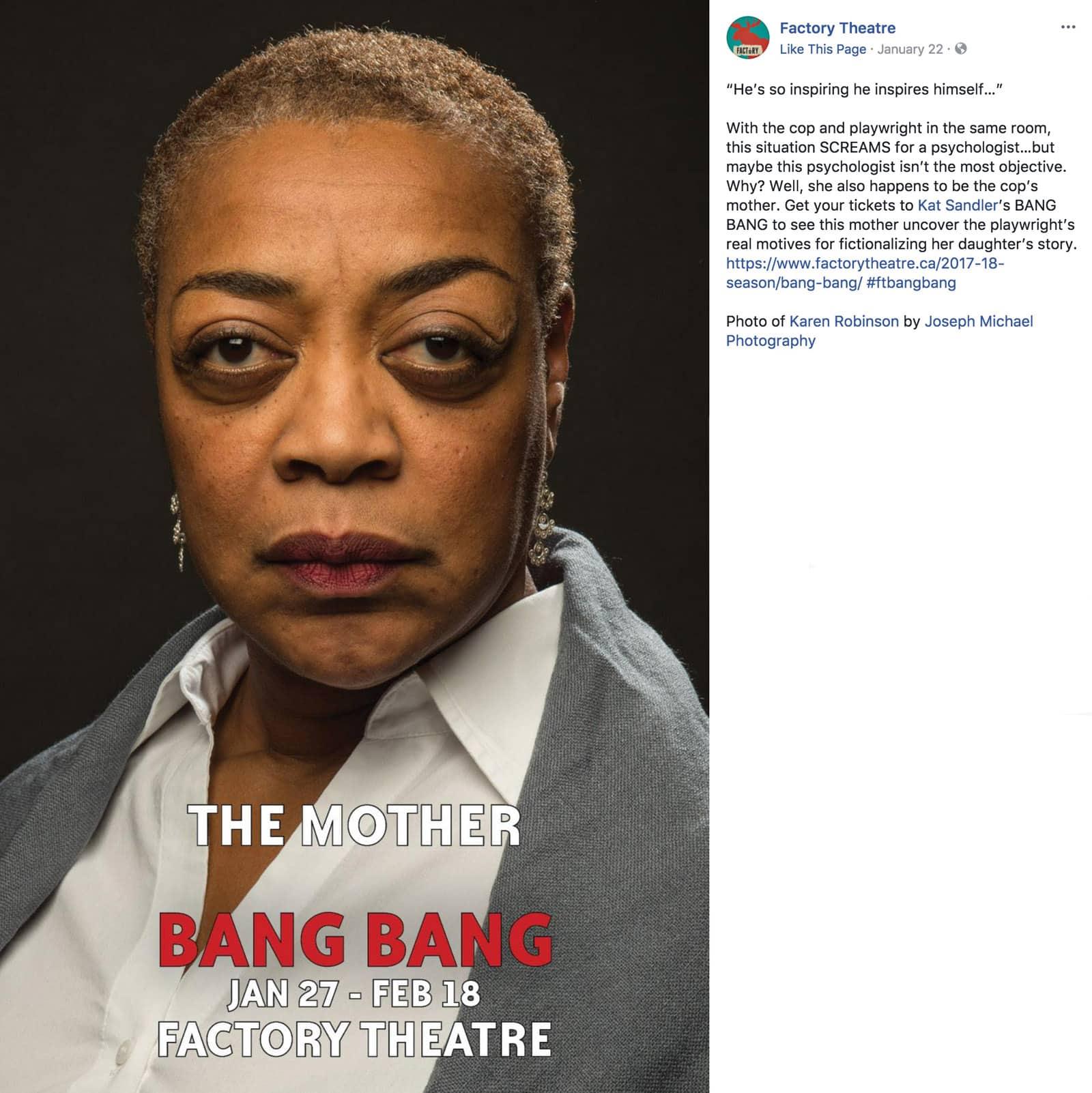 Bang Bang Factory Theatre