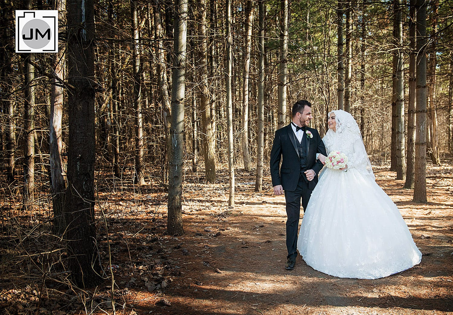 Claireville Conservation Area Wedding Photography