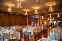 Toronto wedding venue - Rosewater Room