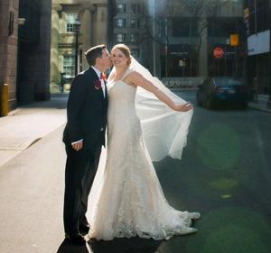 Justin & Helen's Wedding