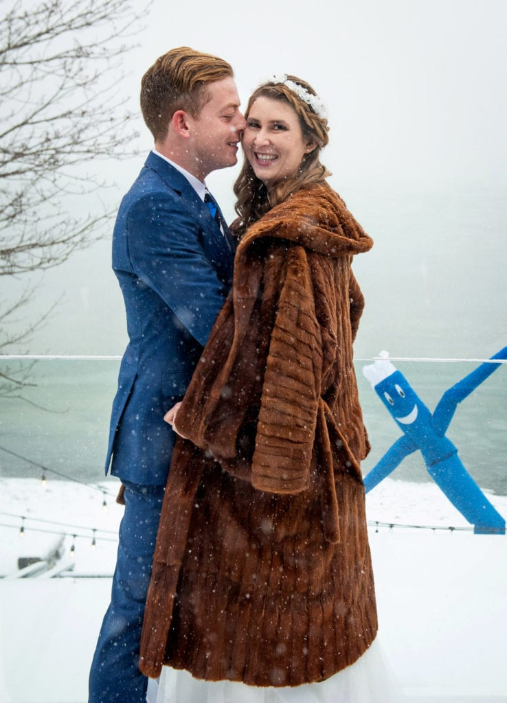 Winter Wedding Photography Toronto